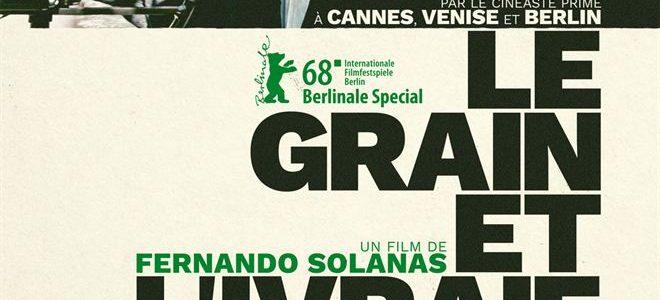 Projection du film « Le grain et l'ivraie » le lundi 28 septembre !