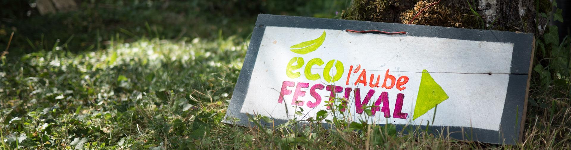 Ecol'Aube Festival, association dans l'Aube, près de Troyes, pour promouvoir écologie