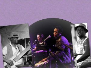 Andando - musique africaines et bresiliennes